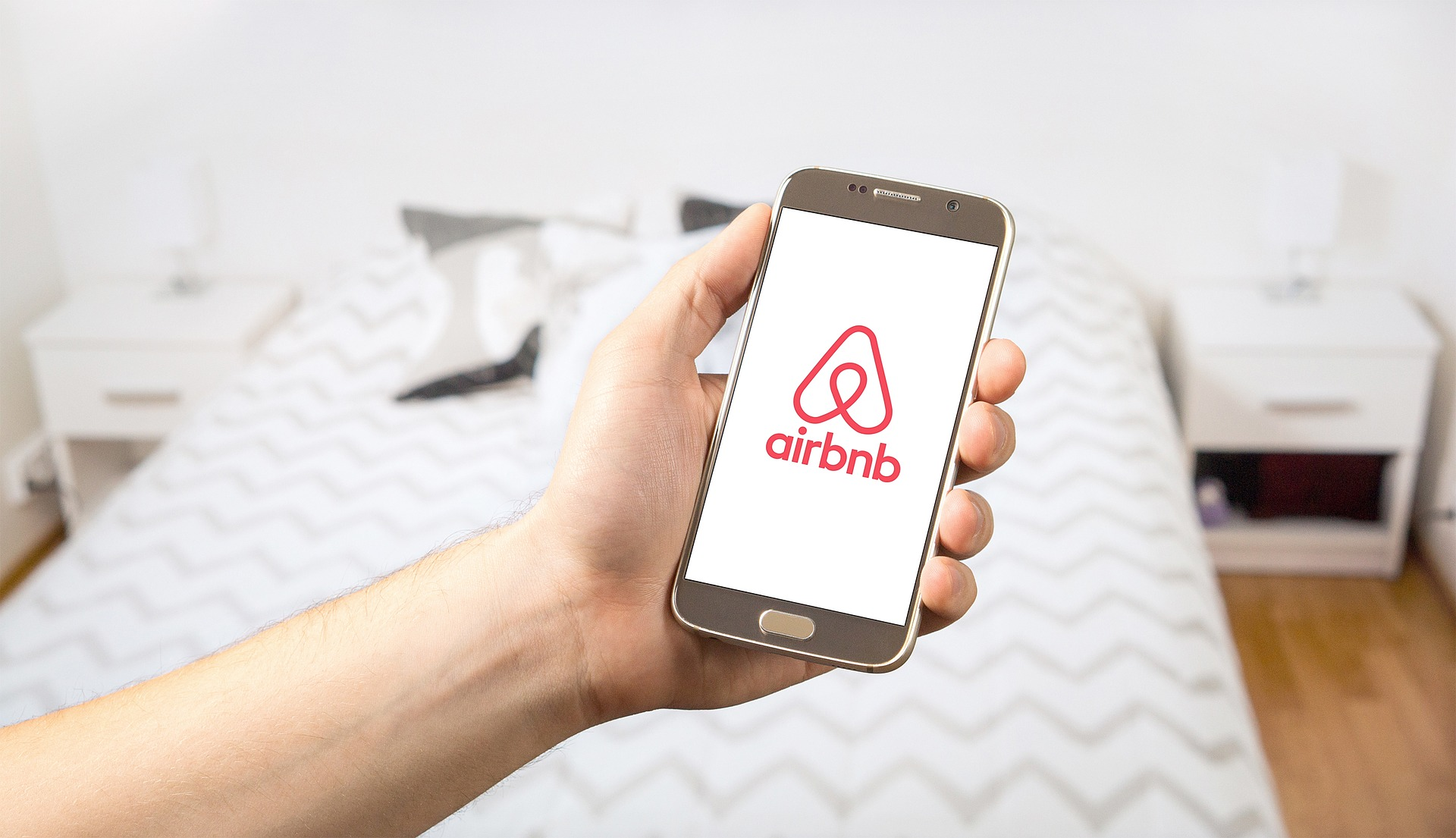 How are Airbnb's announcements likely to impact hotel distribution online