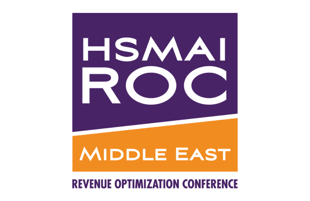 Have Lunch on us at HSMAI ROC in Dubai on December 4th