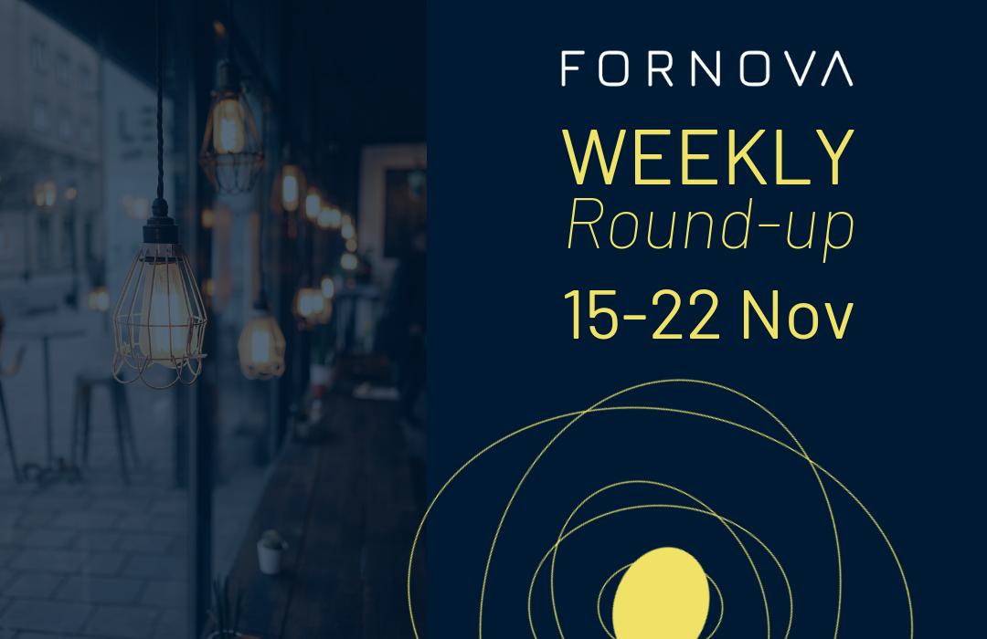 Weekly Round-up 15-22 Nov