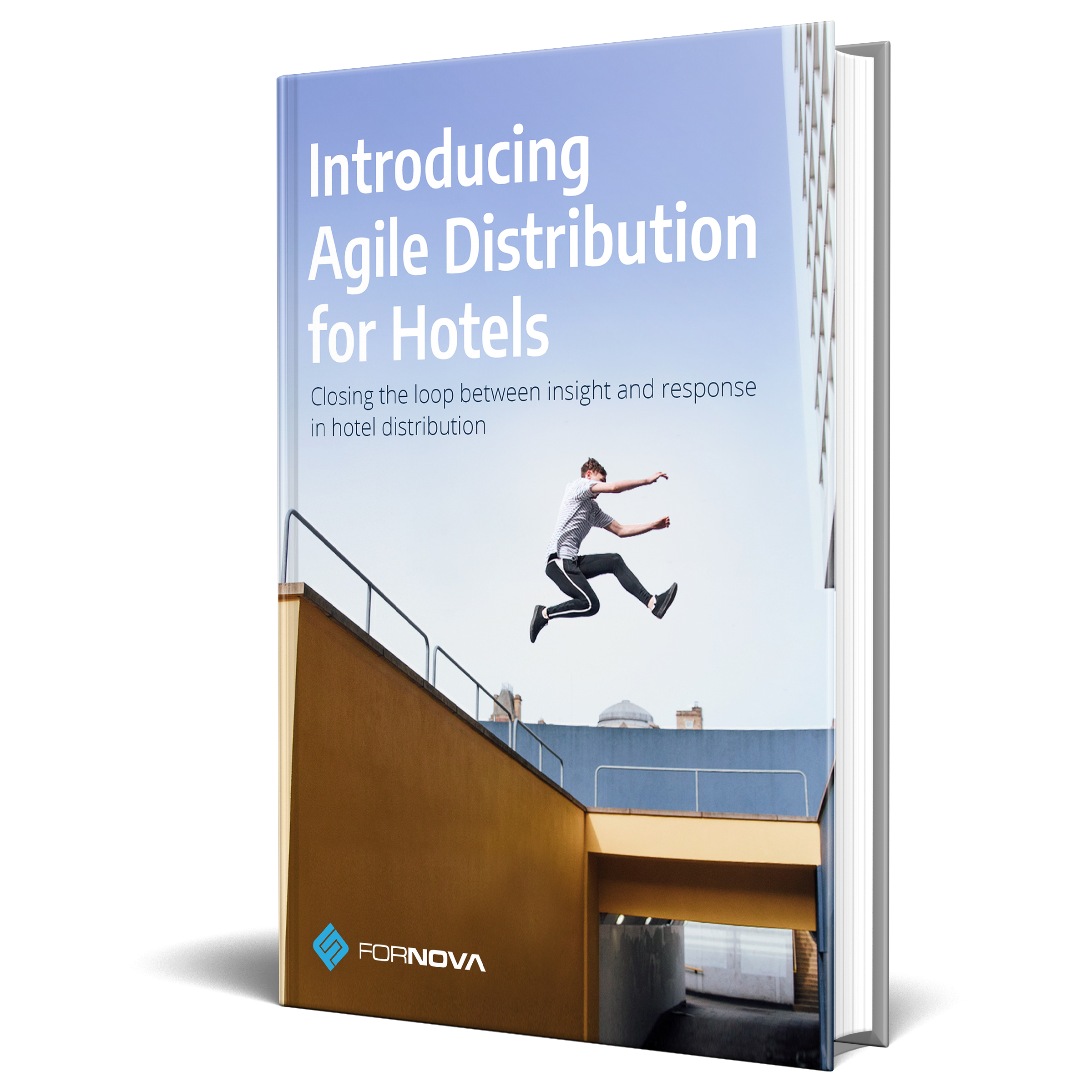 Introducing Agile distribution for hotels: what's in our new eBook?